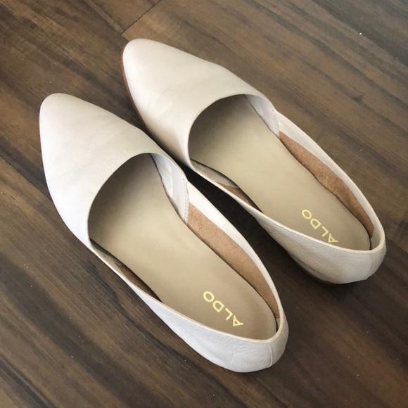 f931ba99a7e3 Aldo Shoes - ALDO - Blanchette Flats (Beige Blush Cream)